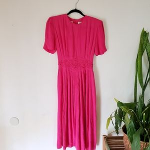Vintage Karin Stevens dress size 4